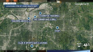 KCMO Health Department shuts down businesses for COVID-19 violations