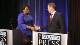 Stacey Abrams' Campaign Files Federal Lawsuit - Video