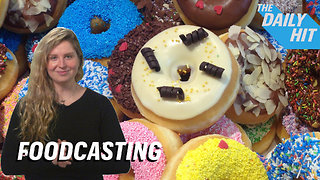 America's Most Ridiculous Donuts - Video