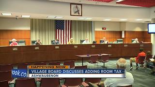 Village of Ashwaubenon on board with Brown County Tax Plan - Video