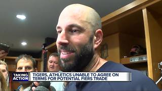 Tigers, Athletics discussed Fiers trade, but no deal done
