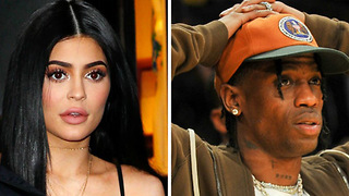 Travis Scott Being SUED For Being Next To Kylie Jenner During Birth? - Video