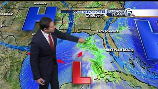 South Florida Monday morning forecast (6/19/17) - Video
