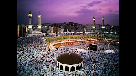 The Sacred City of Mecca - It's True Location