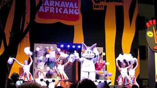 Drag Queen competition 12 - Bunny  - Video
