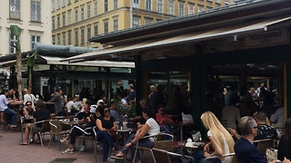 Visiting Vienna: Shopping at the Naschmarkt - Video