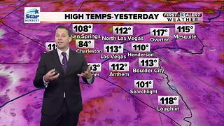 13 First Alert Weather for July 9 - Video