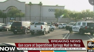 Fight reported in Superstition Springs mall parking lot