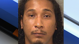 Palm Beach County man charged with pointing AK-47 at child - Video