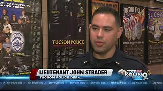 Tucson Police break down crime statistics after Tucson called