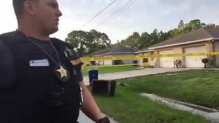 Man accused of murdering his son in Lehigh Acres, Florida - Video