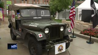 29th annual MASH Blood Drive held in Appleton - Video