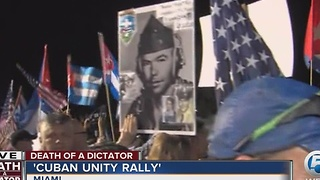 'Cuban Unity Rally' - Video
