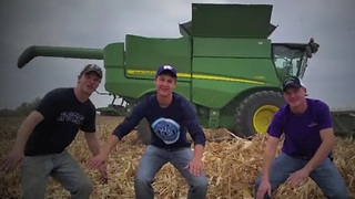 Farmers create priceless pop parodies that show what it's like to be a farmer - Video