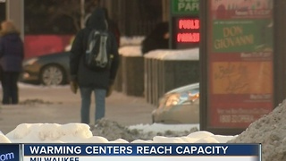 Milwaukee Officials in Need of More Warming Centers - Video