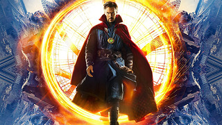 'Doctor Strange' makes it rain at the box office - Video