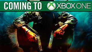 Black Ops coming to Xbox One could be a game changer - Video