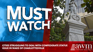 Governer Passes Law To Fine Any City That Removes Any Confederate Related Statues - Video