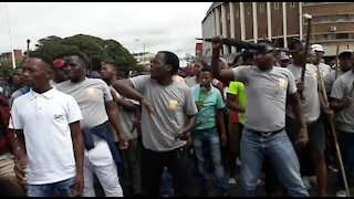 SOUTH AFRICA - Durban - Human rights day march (Video) (Gj2)