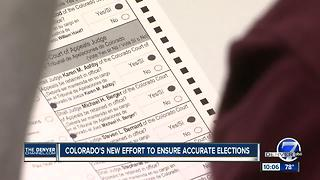 Colorado first state to use algorithm software to safeguard election - Video
