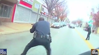 Body cam footage released in police-involved shooting in Waverly