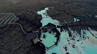 Jaw-dropping sights of Iceland from above - Video