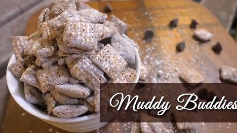 Deliciously sweet and simple holiday snack