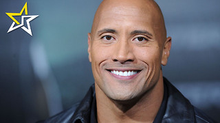 Jimmy Fallon Helps Dwayne Johnson Eat Candy For First Time Since 1989 - Video