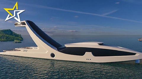 Sail The Seven Seas Like A King In The $250 Million 'Shaddai: Omnipotence' Yacht