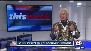 First Church of Cannabis' RFRA lawsuit is a 'political crusade turned legal stunt,' state argues - Video