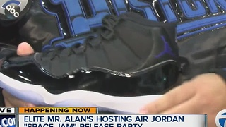 Air Jordan Space Jam - Video
