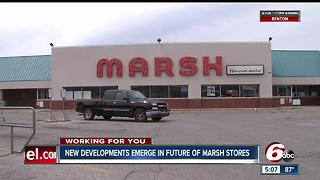Marsh stores not purchased during auction to undergo liquidation, closures - Video