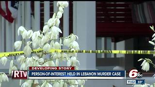 Elderly man stabbed to death, wife injured after break-in at Lebanon home - Video