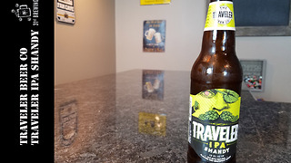IPA Shandy beer review from Traveler Beer Co. - Video