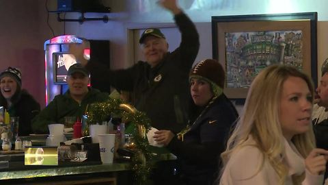 Packers vs. Panthers Post-Game Fan Response