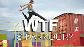 What is Parkour? - Video