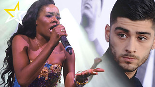 Azealia Banks Disses Zayn Malik And Britain In Hate-Filled Twitter Rant - Video