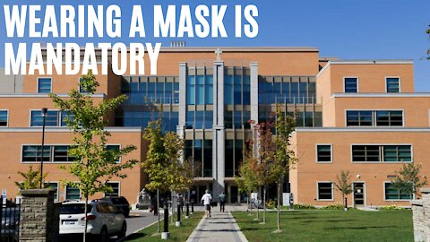 A Woman Refused To Wear Mask At A Toronto Hospital & Was Reportedly Escorted Out