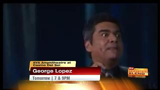 Que Pasa: Weekend events including sonoran hot dogs and George Lopez - Video