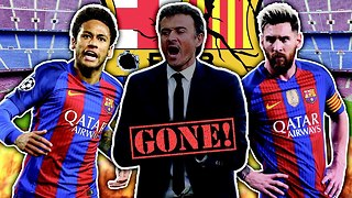 Barcelona's DECLINE Will Continue Next Season Because... - Video