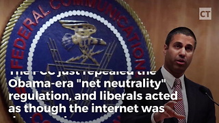 MSNBC Host Schooled On Net Neutrality Repeal
