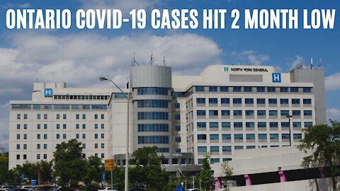 Ontario's New COVID-19 Cases Are The Lowest They Have Been In Almost 2 Months