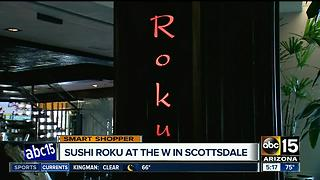 Sushi Roku offering great deals on sushi - Video