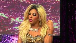 Shangela on Hey Qween with Jonny McGovern - Video