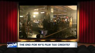 The future of New York's film industry in question - Video