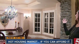 Million Dollar Homes Still Selling Fast in Nashville Area - Video