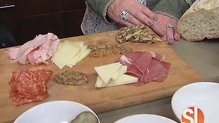 Chef Patrick Karvis of TapHouse Kitchen prepares some holiday recipes - Video
