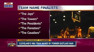 Where did the Cavs get their name? - Video
