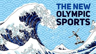 Rio 2016: Surprising new (and old) Olympic sports! - Video