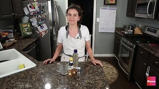 How to make an Old Fashioned with Elissa the Mom | Rare Life - Video